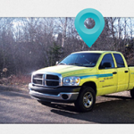 securing vehicle with gps tracking