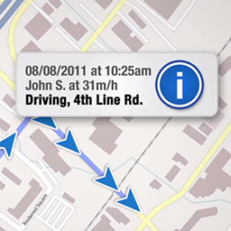 real-time-tracking-driver