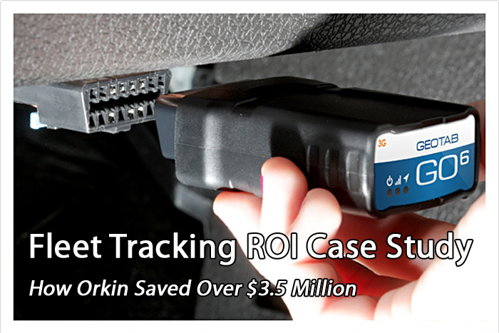 GPS Fleet Tracking ROI