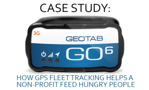 Geotab case study - non-profit organization