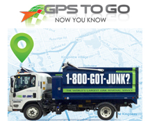 got-junk and gps to go