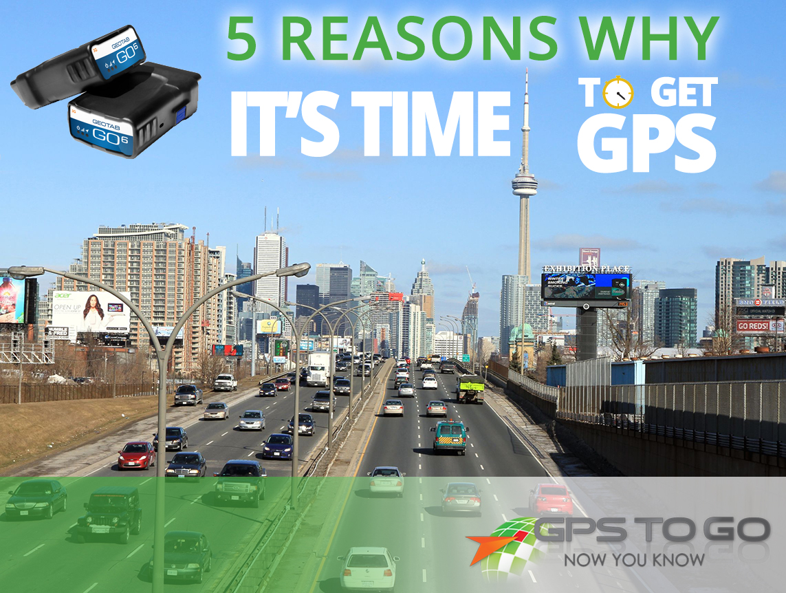 5 Reasons to Invest in GPS Fleet Tracking Today | GPS to GO