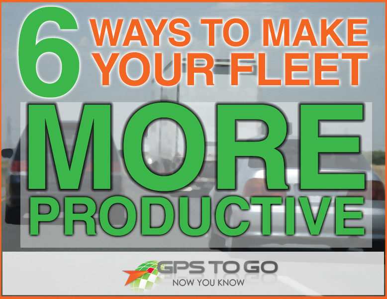 GPS to GO - How Geotab Makes Your Fleet More Productive