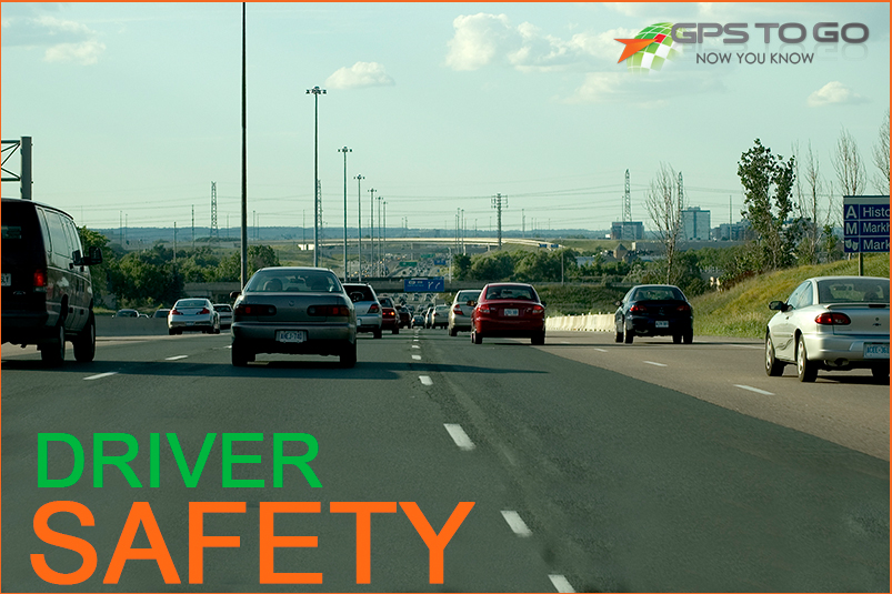 GPS Fleet Tracking - Driver Safety