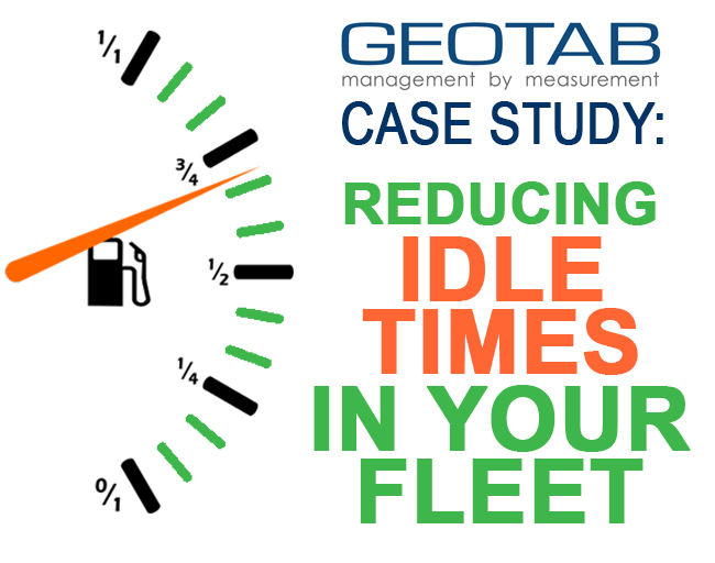 Reducing Idle Times in Fleet with GPS Tracking - Telematics