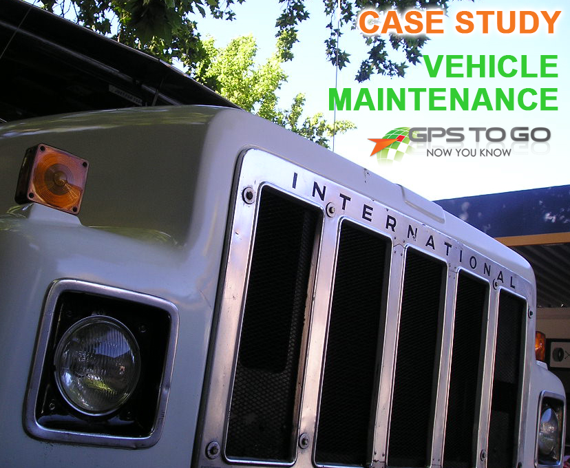 Vehicle Maintenance with GPS Fleet Tracking