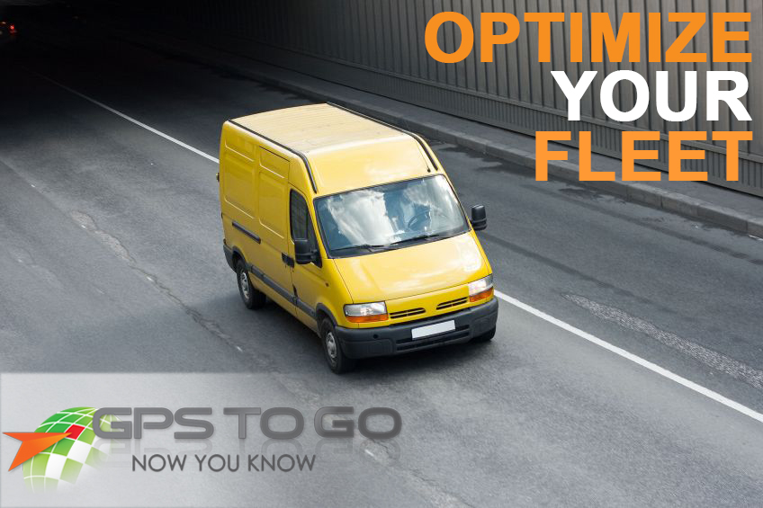 optimize fleet with gps fleet tracking