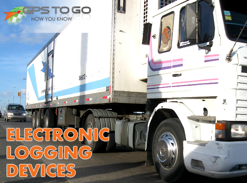electronic logging devices for HOS, hours of service